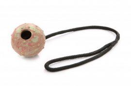 Dogtech 7cm átmérőjű üreges labda