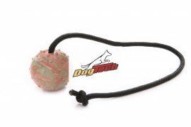 Dogtech 6cm átmérőjű üreges labda